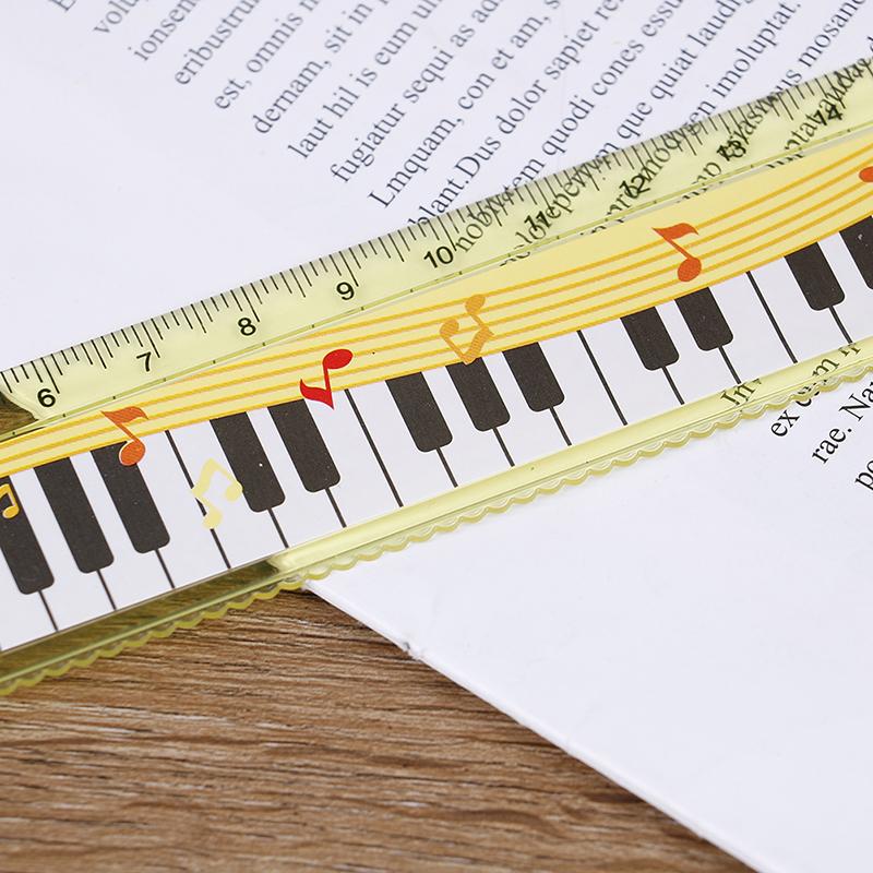 Mua Fulai Thước Kẻ Âm Nhạc Học Sinh Tiểu Học Vẽ Thước Đo Thước Kẻ Sáng Tạo