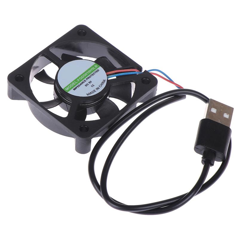 Bảng giá Ioplu Đầu Nối USB SHBA 1Pc 5V 50X50X10Mm PC Máy Tính Làm Mát Quạt Làm Mát Quạt Tản Nhiệt Phong Vũ