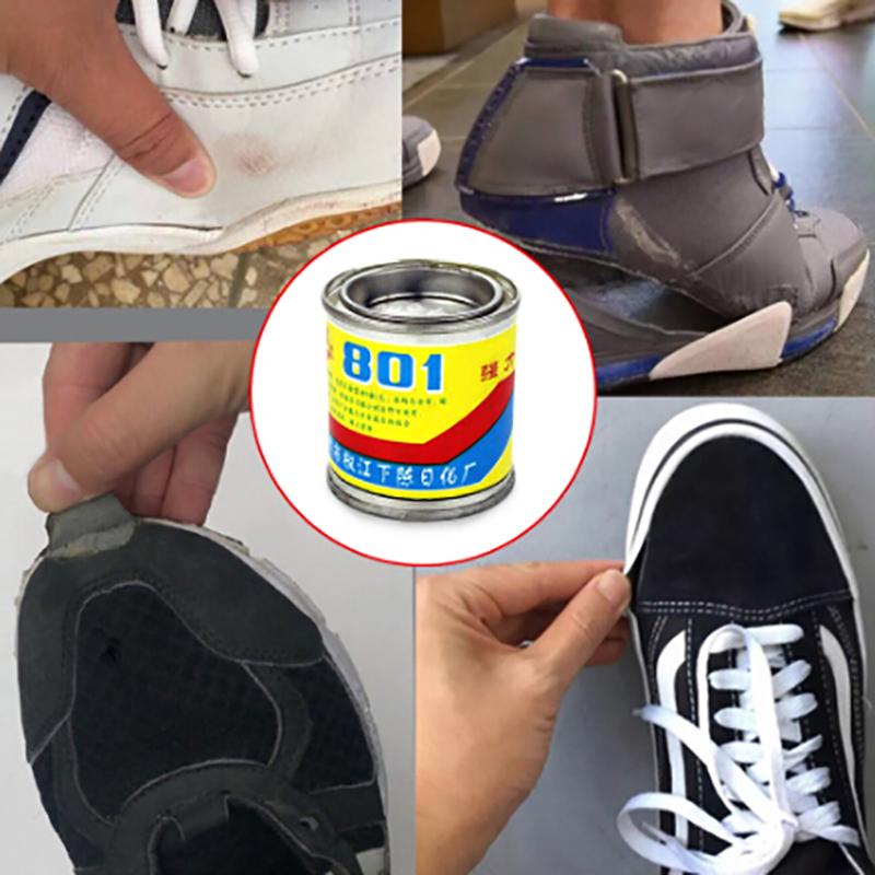 [Annabels] Runtian Giày Chống Thấm Keo Mạnh Siêu 801 Da Keo Lỏng Cho Công Cụ Sửa Chữa Vải giá rẻ