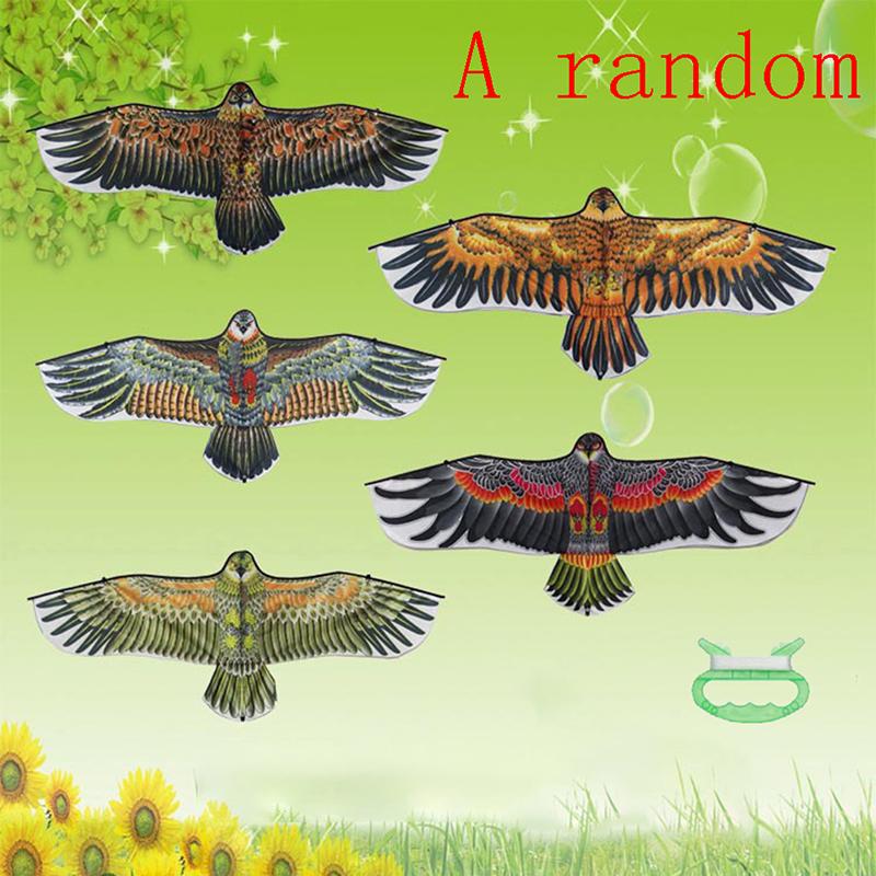 [Fannies] Diều Đại Bàng 1.1 M Wuyimin Với Dây Diều 30 Mét Trẻ Em Bay Chim Diều Đồ Chơi Ngoài Trời